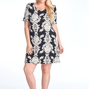 Dresses & Skirts - Knit Dress - Black